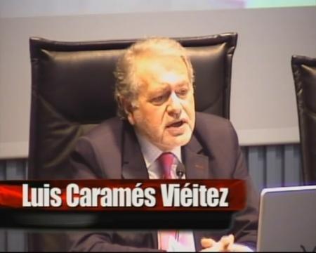 Luis Caramés Viéitez. Catedrático de Economía Aplicada da Universidade de Santiago de Compostela - Xornadas Internacionales sobre Estructura e Organización Territorial da Administración Local